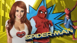 SPIDERMAN SONG Here Comes The Spider-Man - Spider man Song for kids