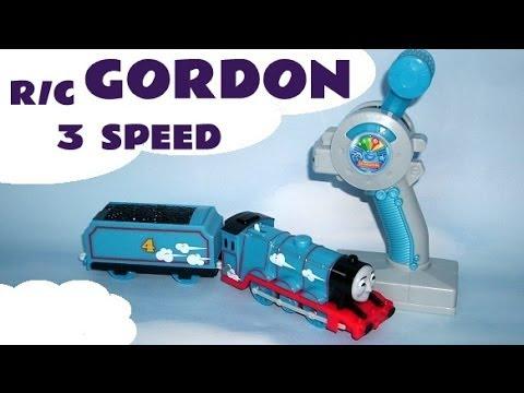 Gordon 3 Speed R C Trackmaster Kids Toy Thomas The Tank Engine Train Set Thomas The Tank Engine