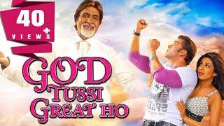 God Tussi Great Ho (2008) Hindi Full Movie | Salman Khan, Priyanka Chopra