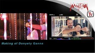 Shaimaa Elshayeb - Making of Donyety Ganna شيماء الشايب - كواليس كليب دنيتي جنة