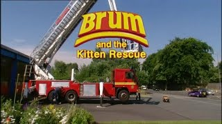 BRUM And The Kitten Rescue (03x35)