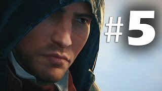 Assassin's Creed Unity Part 5 - Confession - Gameplay Walkthrough PS4