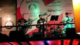 One Night Stand - Sultans of Swing (Dire Straits cover) (HRC, Mumbai, 28 Jan 2010)