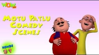 Motu Patlu Comedy Scenes - Compilation Part 9 - 45 Minutes of Fun!