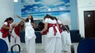 Coreografia Getsemani Grupo Águia IIGD Pinheirinho