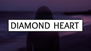 Alan Walker ‒ Diamond Heart (Lyrics) ft. Sophia Somajo