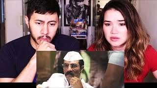 DADDY | Arjun Rampal | Aishwarya Rajesh | Official Trailer Reaction!