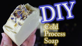 DIY Cold Process Soap Making - How To Make Soap