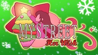 A New Visitor   Her Wish   [Ep.1] Minecraft MyStreet Christmas Roleplay