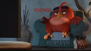 BTS as Angry Birds (Movie Theater Version + More)