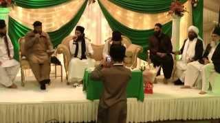 Naat By Shaykh Muhammad Hassan Haseeb ur Rehman in Derby 04-09-14