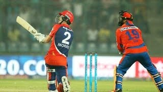 Fastest Fifty of IPL 2016 | Chris Morris 32 ball 82 Run not out | DD v GL match Highlights