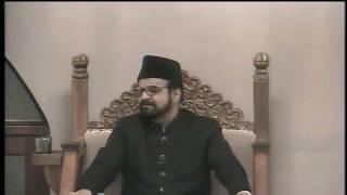 Majlis 28th Ramazan 1438/2017 (22/06/2017) - Maulana Abid Bilgrami