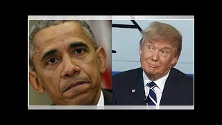 Obama's Ego Suffers Crushing Blow After Trump's Stunning Record Is Released To Public