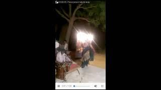 Mahila ne kiya dharti tod dance