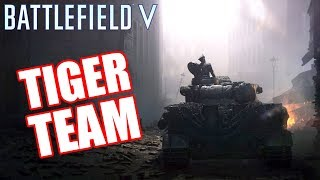 Tiger Team! Let
