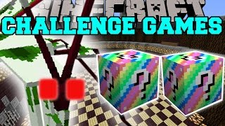 Minecraft: MANTIS CHALLENGE GAMES - Lucky Block Mod - Modded Mini-Game
