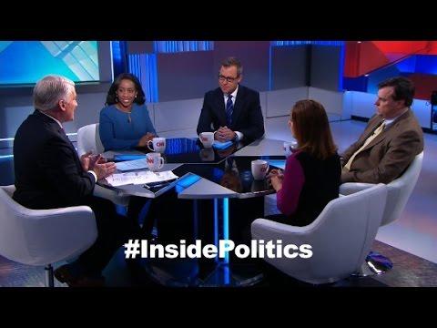Inside Politics forecast Keeping Trump voter