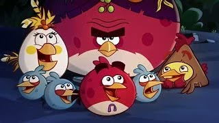 Angry Birds Rio 2 Cinematic Trailer
