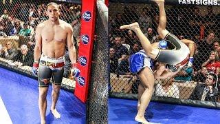 FAZE SENSEI 2ND MMA FIGHT!! (FULL FIGHT HD)