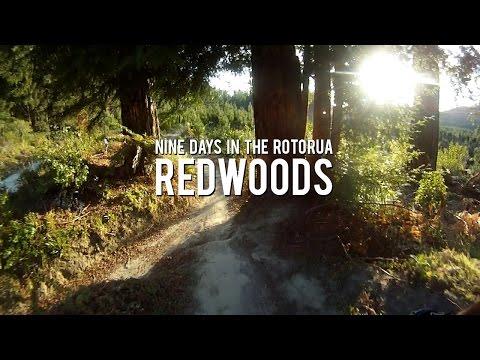 MTB-TV - Nine Days in the Rotorua Redwoods (GoPro Mountain Bike)