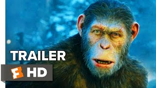 War for the Planet of the Apes Trailer #3 (2017) | Movieclips Trailers