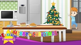 Little Jack Horner - Christmas song - Nursery Rhyme - Kids song with lyrics - English Song For Kids