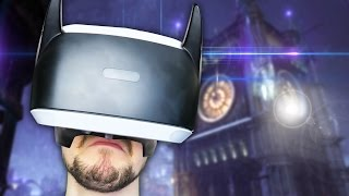 BE THE BAT! | Batman Arkham VR (Playstation VR)