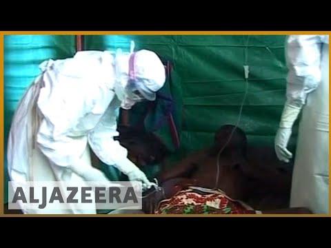 🇨🇩 DRC s Ebola outbreak spreads to Mbandaka city Al Jazeera English