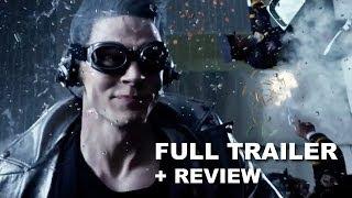X-Men Days of Future Past Official Trailer 3 + Trailer Review - FINAL : HD PLUS
