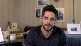 Thomas Rhett Unforgettable Inside Scoop
