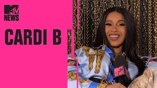 Cardi B Opens Up About 'Invasion of Privacy,' Beyoncé at Coachella & Singing Lady Gaga | MTV News