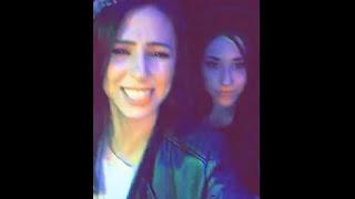 Ally & Stevie Snapchat 2-19