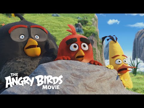 Xxx Mp4 THE ANGRY BIRDS MOVIE Official Theatrical Trailer HD 3gp Sex