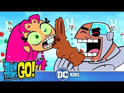 Xxx Mp4 Teen Titans Go How The Santa Stole Easter DC Kids 3gp Sex