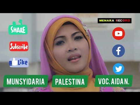 Munsyidaria Damailah Palestina Official Video Hd 1080