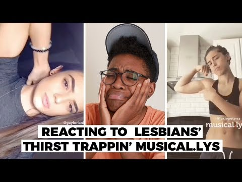 Xxx Mp4 Reacting To Lesbians' Thirst Trappin Musical Lys 2 3gp Sex