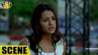 Trisha Beautiful Introduction Scene    Sarvam Movie    Arya