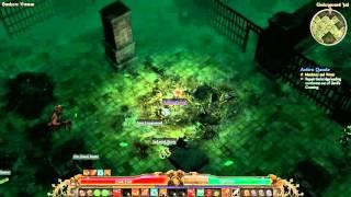 Grim Dawn gameplay - Warden