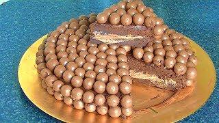 MALTESERS CAKE *COOK WITH FAIZA*