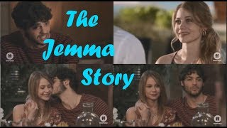 The Jemma Story Cont. Season 5B finale (Jesus & Emma from the Fosters)