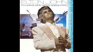 Elton John The King Must Die Live In Australia