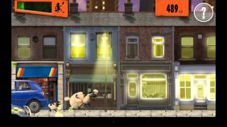 Shaun the Sheep - Shear Speed - Android Gameplay HD