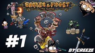 Shakes & Fidget #1 - Czo ten Creeze [s26]