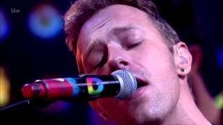 Coldplay  Christmas Lights  Jonathan Ross Christmas Special 2015  720p