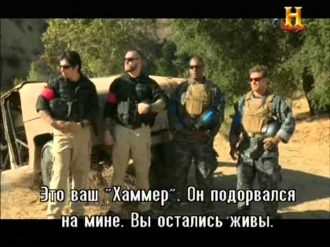 Ultimate Soldier Challenge - Navy SEALs vs SPETSNAZ