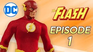 The Flash Episode 1: Fastest Man Alive (DC Comics Stop-Motion) *HD*