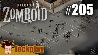 Project Zomboid, S1E205 : Retour à Zombiland (Build 38, Let's play FR)