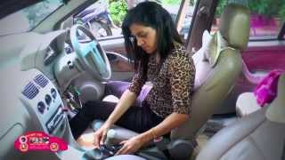 Car security gear lock