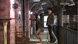 [Dream high] jason and Kim Pil Sook  - Maybe (eng. sub)